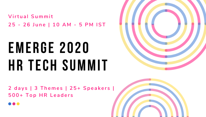 Emerge 2020 HR Tech Summit